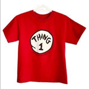 Universal Studios Thing 1 Short Sleeve T-Shirt